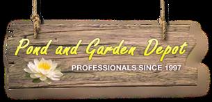 Pond and Garden Depot