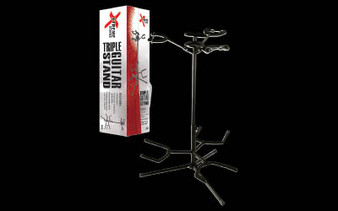 GS33 Tripple Guitar Stands