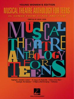 MUSICAL THEATRE ANTH TEENS WOMENS MUSIC BOOK