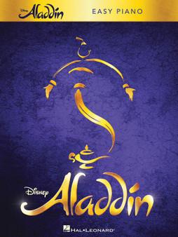 ALADDIN BROADWAY MUSICAL EASY PIANO MUSIC BOOK