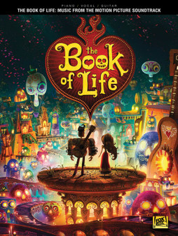 BOOK OF LIFE PVG MUSIC BOOK