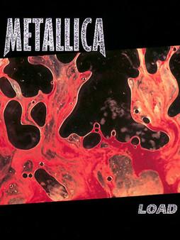 METALLICA - LOAD GUITAR TAB SHEET MUSIC BOOK