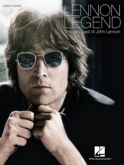 LENNON LEGEND EASY PIANO SHEET MUSIC BOOK