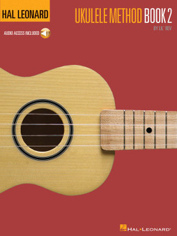 Hal LeonardUKULELE METHOD BK/OLA 2 SHEET MUSIC BOOK