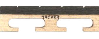 """GROVER   """"  ½ Inch Banjo Bridge"""