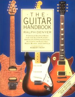 GUITAR HANDBOOK MUSIC BOOK