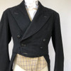 "Vintage heavyweight hunting tailcoat by Denman & Goddard, 38"" (VR744)"