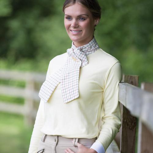 Equetech Ladies' Cotton Foxhunter Shirt * New *