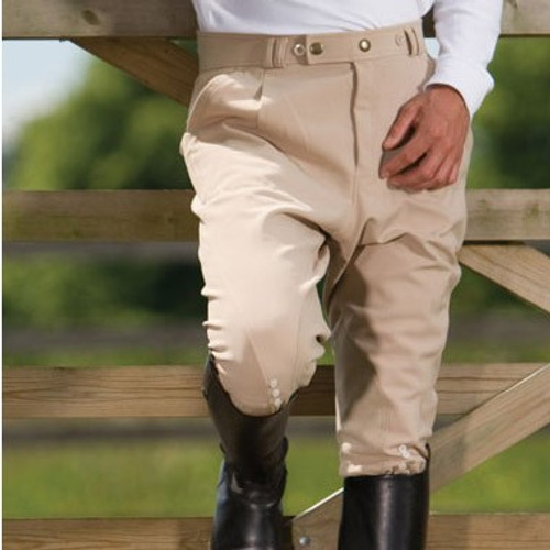 New Men's Equetech Foxhunter Breeches