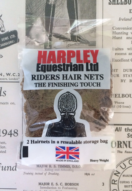 Hairnets, pack of 2