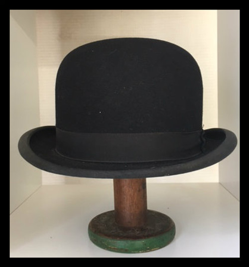Brand New Sandon Saddlery Bowler Hat, 6 3/4