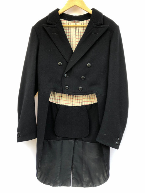 """Vintage tailcoat by Frank Hall, 1974. 38"""" chest."""