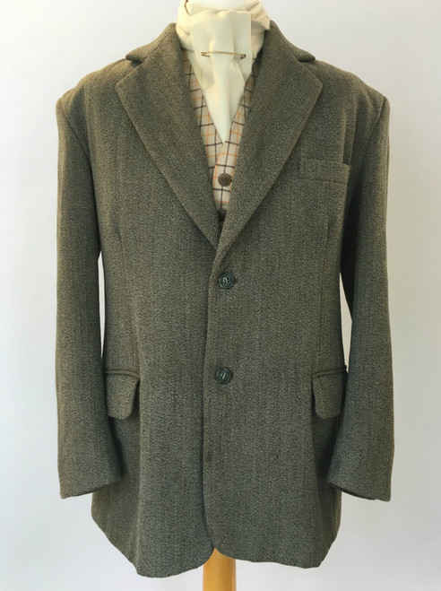"""Gent's 2-button Keepers Tweed by Mears, 44"""" (VTR680)"""
