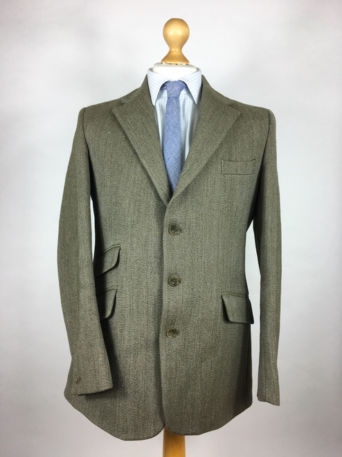 "Gent's Keepers tweed by Citygate, 40""  (VTR361)"