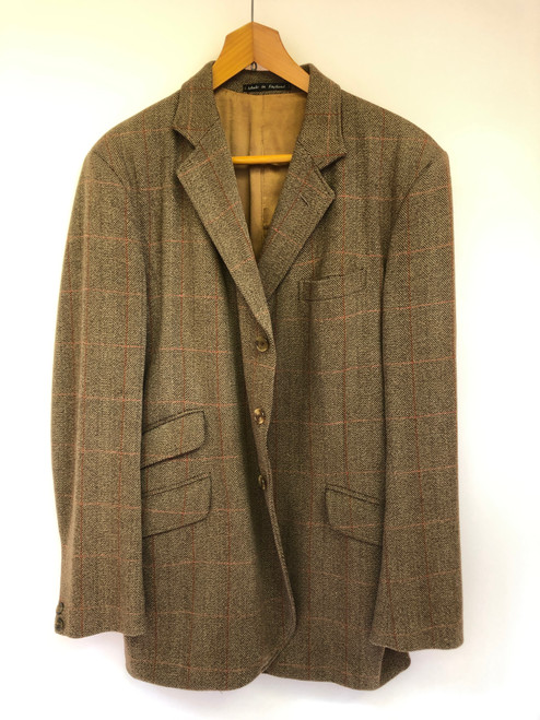 "Beautiful men's tweed by Lambourne, 40"" (VTR814)"