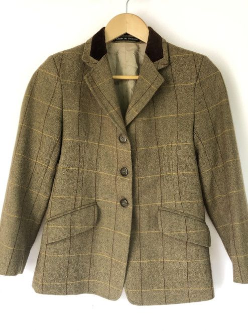 Children's tweed coat by Caldene, 30""