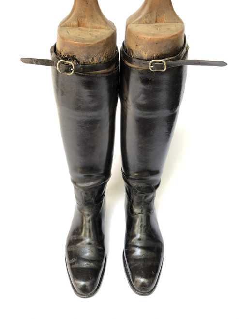 Traditional hunting boot, 7.5 UK