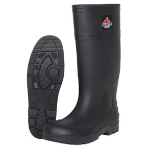 """MCR Safety VBS120 16"""" Steel Toe PVC Work Boots"""