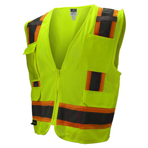 Radians SV6 Type R Class 2 Two-Tone Surveyor Safety Vest
