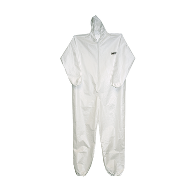 Ironwear Safety, Coveralls Elastic Wrist & Ankles with  Attached Hood