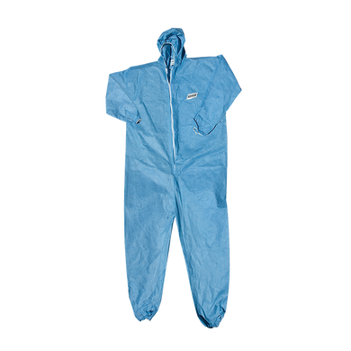Ironwear Safety, FR Rated Coveralls, Elastic Wrist & Ankles, Collar and Hood, Meets or exceeds NFPA 701-2015
