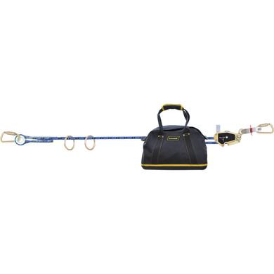 Ironwear Safety, 2980 Two person Temporary Horizontal Lifeline Kit