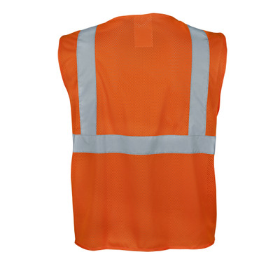 Ironwear Safety, 1269 ANSI Class 2, 100% Polyester Mesh Fabric