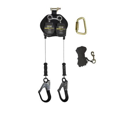 Ironwear Safety, 8' Dual SRL Leading Edge