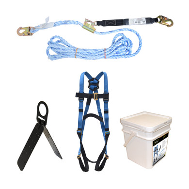 Roofer's Kit-Bucket for Storage-Kit
