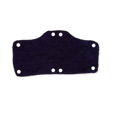 HPTRBANBL Hard Hat Terry Cloth Sweatband