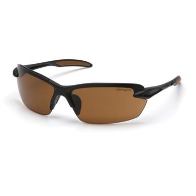 Carhartt - Spokane - Sandstone Bronze Lens with Black Frame – Each