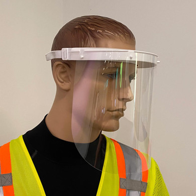 S1000 Face Shield Kit - Includes 1 Headgear and 5 Face Shields