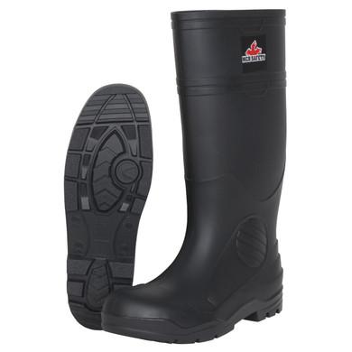 "MCR Safety VBP120 16"" Plain Toe PVC Work Boots"