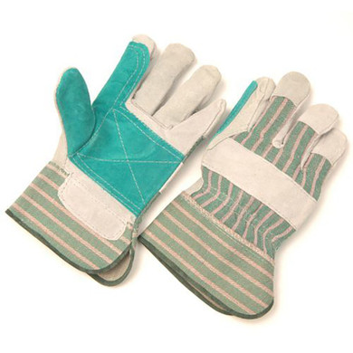 Seattle Glove 1270P Shoulder Jointed Double Leather Palm Work Gloves