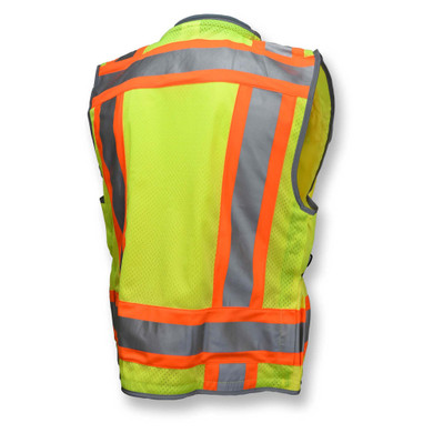 Radians SV55 Type R Class 2 Heavy Duty Two-Tone Engineer Safety Vest