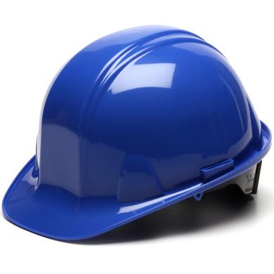 Pyramex SL Series Cap Style Hard Hat - 4-Point Ratchet Suspension