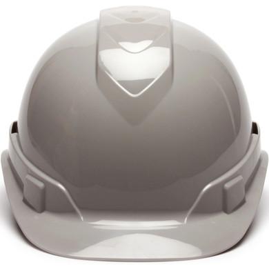 Pyramex Ridgeline Cap Style Hard Hat - 4-Point Ratchet Suspension
