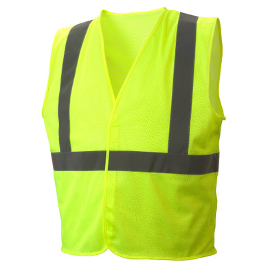 Pyramex RVHLM29 Type R Class 2 Mesh Safety Vest