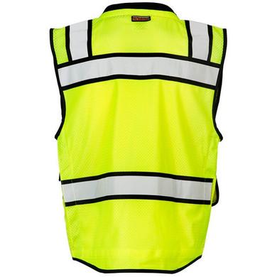 Kishigo S5004-05 High Performance Surveyors Safety Vest