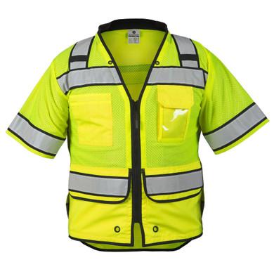 Kishigo S5014/S5015 High Performance Type R Class 3 Surveyor Safety Vest