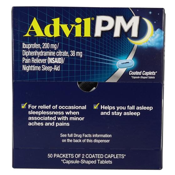 ADVIL PM 50CT