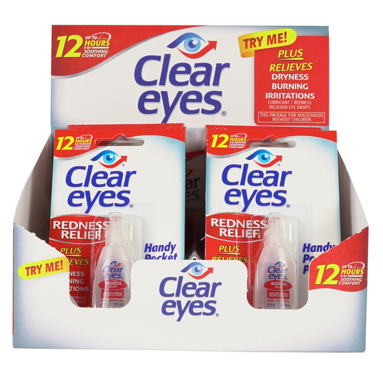 CLEAR EYES 12CT