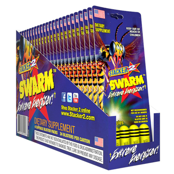 SWARM 24CT BLISTER PACK