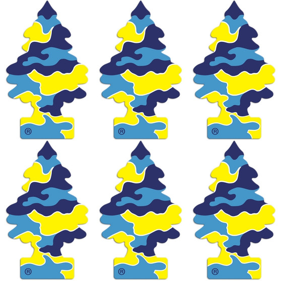 LITTLE TREES 1PK - PINA COLADA