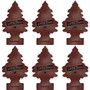 LITTLE TREES 1PK - LEATHER