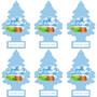 LITTLE TREES 1PK - SUMMER LINEN
