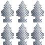 LITTLE TREES 1PK - PURE STEEL