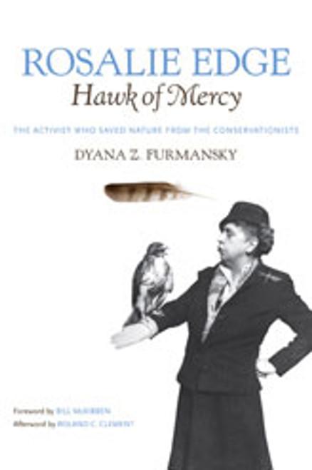 Rosalie Edge, Hawk of Mercy (paperback)