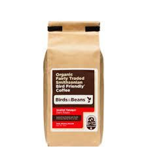 Scarlet Tanager, French Roast - Whole Bean