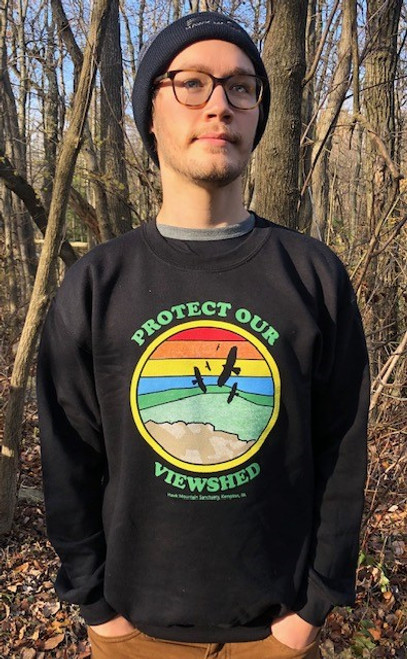 Protect Our Viewshed Crewneck Sweatshirt